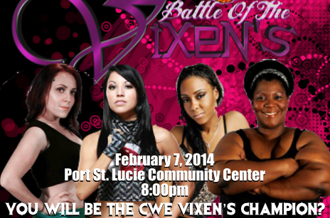Battle of the Vixens