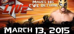 CWE Live 3/13/2015