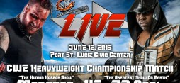 CWE Live 6/12/2015