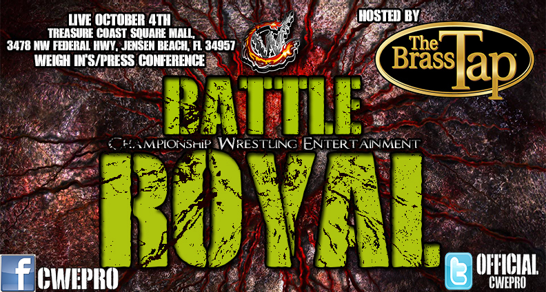 Battle Royal Banner3 2016